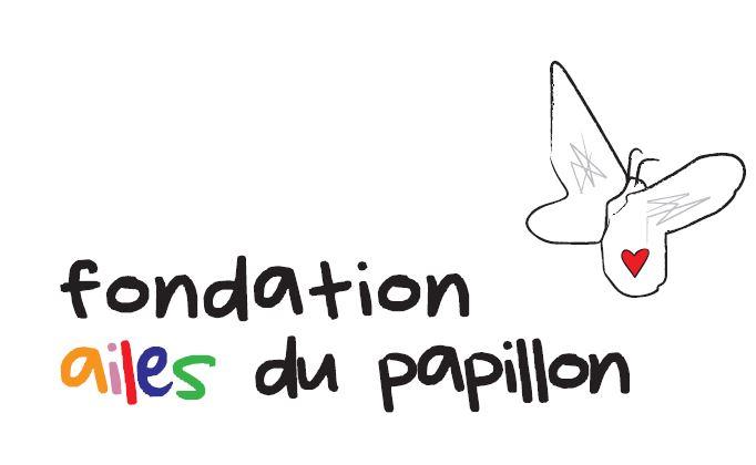 Logo - Fondation Ailes du papillon